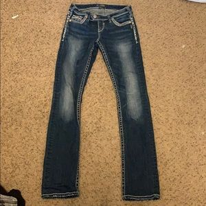 Silver brand boot cut jeans